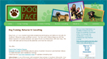 Dog Face Website Screenshot