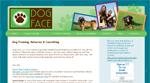 Dog Face Website Screenshot
